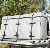 Brandrup Flexbag Cargo for the original VW T5 Bike Rack