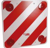 Fiamma Bike Rack Reflective Warning Sign