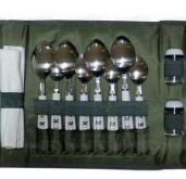 VW Campervan four person Cutlery set 2012 Edition Back in Stock from the 3rd May!