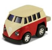 VW Camper Van 4 GB USB Memory Stick (Red)
