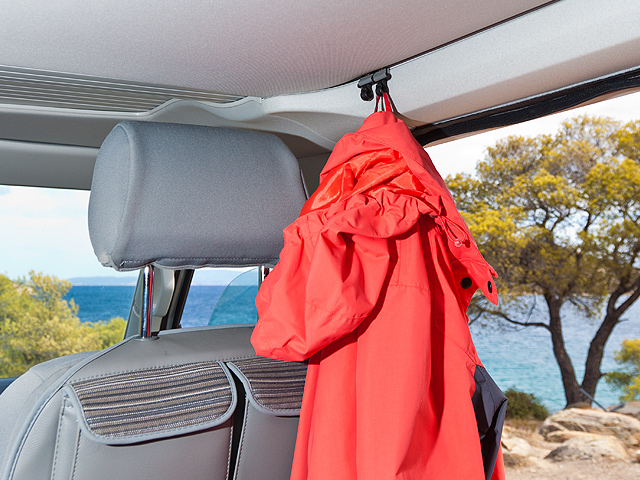 100 704 104 Brandrup Coat Hooks For Vw California Camper