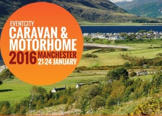 Caravan and Motorhome Show - Event City - 21 - 24th January 2016