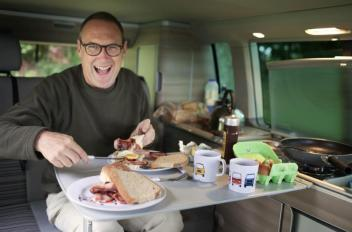CamperVantastic feature in the Sunday Times 18th September