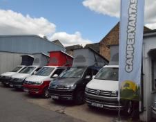 CAMPER VANS FOR SALE