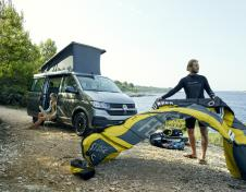 VW CALIFORNIA BEACH CAMPERVAN