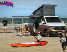 VW CALIFORNIA OCEAN CAMPERVAN
