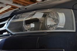 VW T5 2010 onwards headlight protectors plus compulsory