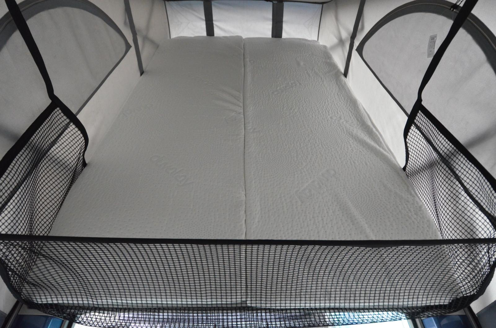 Duvalay 2 Peice Mattress Topper 2 5cm For Pop Up Roof Top