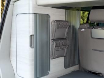 Brandrup Storage Pockets For Central Wardrobe Vw T6