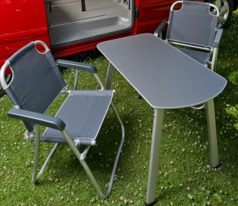 Vw Original Tailgate Chair Campervantastic Camper Van