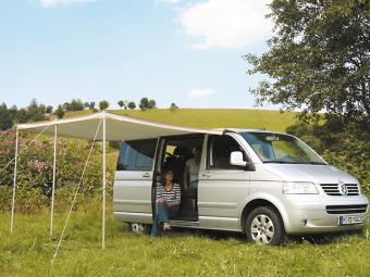 100 400 054 Brandrup Top Sail Sun Canopy Campervantastic Camper