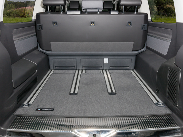Brandrup T5 6 Boot Space Carpet Beach And Multivan