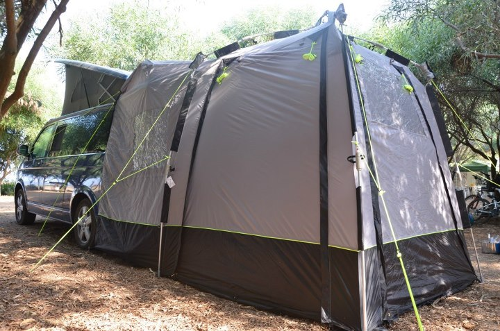 Khyam Tailgate Xl Motordome Awning For Vw S With A