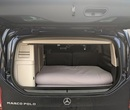 DUVALAY Shaped Mattress Topper Lower Bed Mercedes Marco Polo Specific