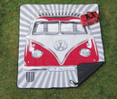 VW T1 Bus Picnic Blanket